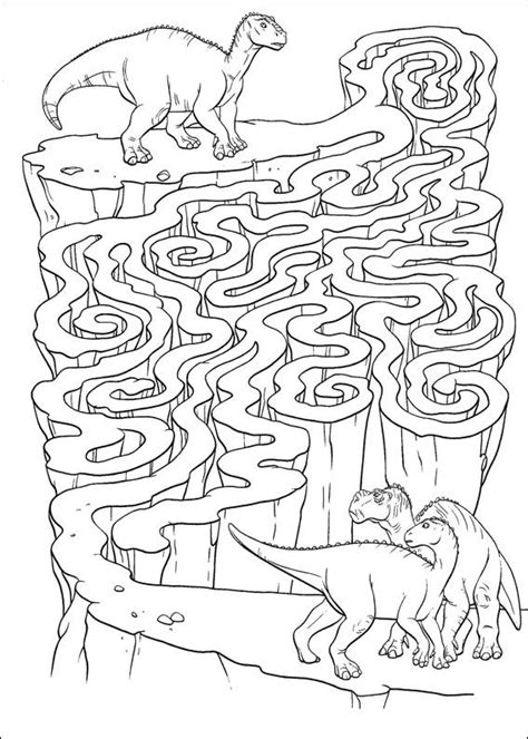 printable dinosaur maze 172 best images about dino on pinterest