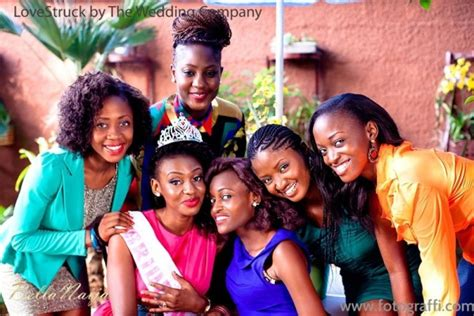 Naija Wedding Concept by It S A Lovestruck Bridal Shower View The
