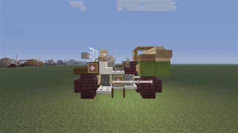 Motorrad Hermes by Kino No Tabi Hermes Motorrad Minecraft Project