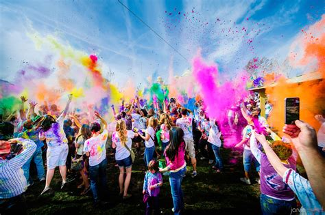 color run houston 2015 holi one big color il festival colore arriva in