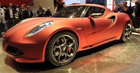 C4 Alfa Romeo by 2011 Alfa Romeo C4 Concept
