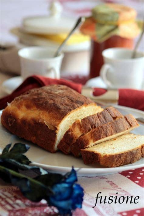 pane a cassetta pane a cassetta fatto a mano ricetta facile fusione