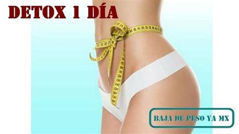 Dieta Detox 1 Dia by Detox 1 D 237 A Elimina Toxinas Y Grasa En 24 Horas 161 Toma Nota