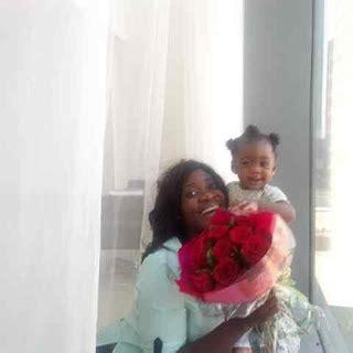 Mercy Johnson Baby Shower by Dubai Affair Mercy Johnson S Husband Showers With