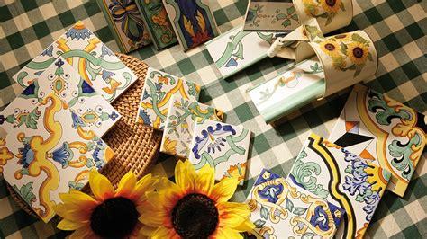 bagni ceramica vietrese ceramiche de maio 232 produzione e lavorazione di