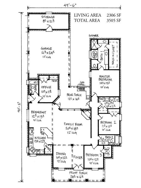 acadian style floor plans home design acadian home plans for inspiring classy home
