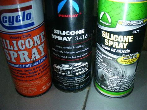 Silicone Silikon Hati silicone spray pelumas silikon untuk karet kaca dan bahan karet lainnya newbie belajar diy