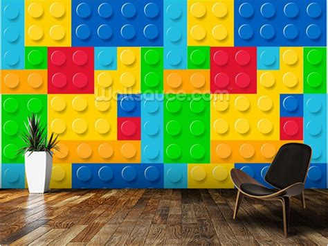 lego brick wallpaper bedroom walls www pixshark