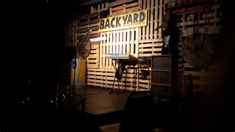 backyard comedy club the top 10 things to do near travelodge london bethnal green
