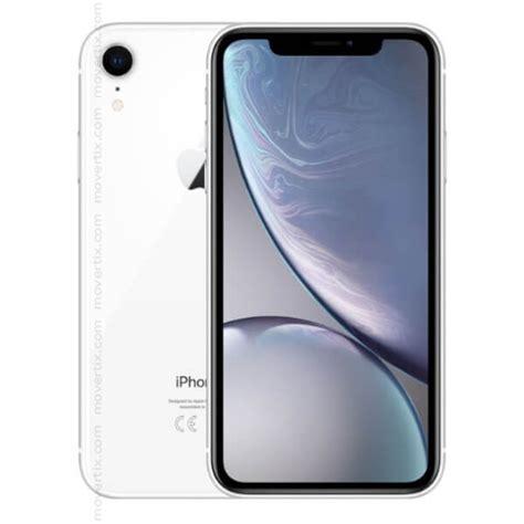 apple iphone xr white 128gb 0190198772886 movertix mobile phones shop