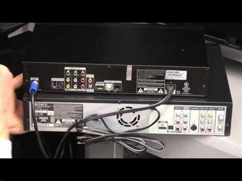 direct tv installation   hook  vcr   directv