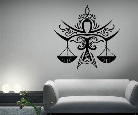 hairology 101 on pinterest 430 pins astrology star sign libra symbol vinyl by