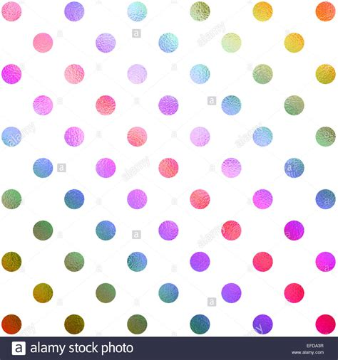 pattern dotted hole leaf green rainbow red green teal blue purple white polka dot pattern