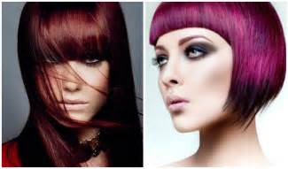 2016 hair and fashion 2017 bold vibrant hair color trends youtube