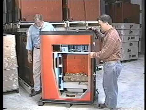 tarm gasification wood boiler craig issod youtube