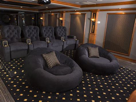 movie room recliners 1000 ideas about home theater screens on pinterest home