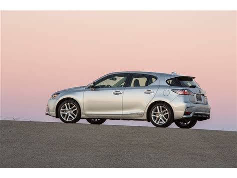 hybrid lexus 2015 2015 lexus ct hybrid prices reviews and pictures u s