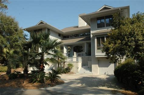 Palmetto Dunes House Rental Awesome Large Oceanfront Large Oceanfront House Rentals