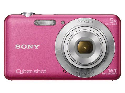 Kamera Sony Cybershot W710 sony cyber dsc w710 front digital photography live