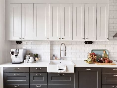 coloured kitchen cabinets best 25 upper cabinets ideas on pinterest grey cabinets