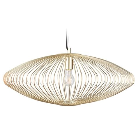 Nuevo Pendant Light Nuevo Lighting Maia Gold Cage Pendant Light Hgmo188 Destination Lighting