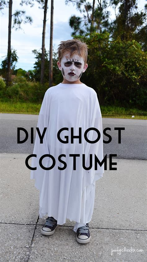 diy pirate  ghost halloween costumes ghost halloween