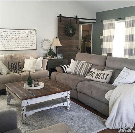 35 cozy farmhouse style living room decor ideas rusticroom