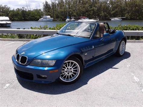 2001 bmw z3 3 0 i bmw z3 3 0i for sale 175 used cars from 2 991