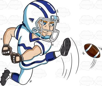 Kickers America Safety nfl clipart images