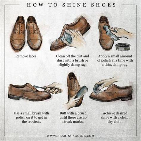 how to shine boots 24 tricks hacks for wearing new footwear looksgud in