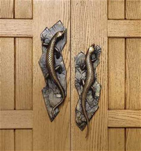 Decorative Front Door Handles Decorative Door Hardware By Martin The Luxury Lizard Door Pulls