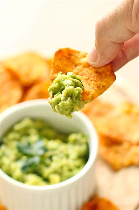Chopped Pantry List by Easy Creamy Homemade Guacamole Sugar Apron