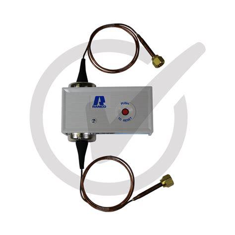 ranco pressure switch wiring diagram pressure
