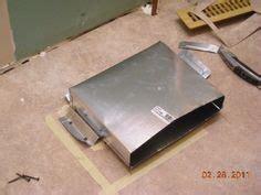 under cabinet toe kick ducting kit toe kick ducting help mechanical electrical plumbing