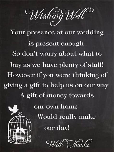 Wedding Invitation Your Presence Not Presents by Lovely Wedding Invitation Your Presence Not Presents