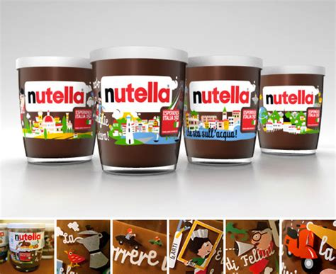 design nutella label nutella esperienza italia 150