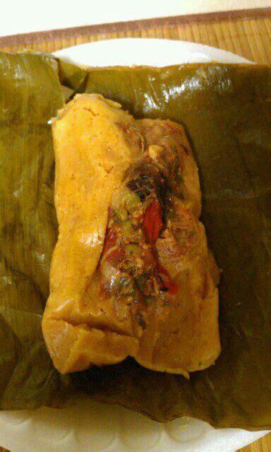 panamanian foods on christmas tamal de pollo panama popular dishes panama tamales and food