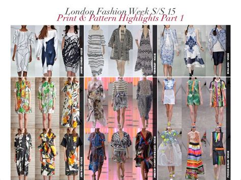 sites like patternbank catwalk runway print pattern trend report spring