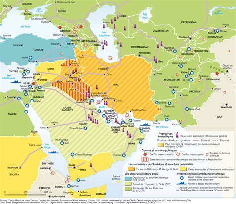 middle east resources map middle east resources map