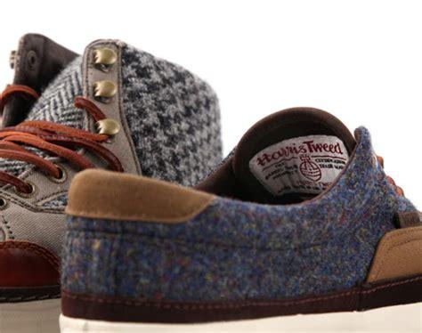 Sepatu Vans Era Vault Lx Checkerboard Premium Quality harris tweed x vans vault era 46 lx buffalo boot lx freshness mag