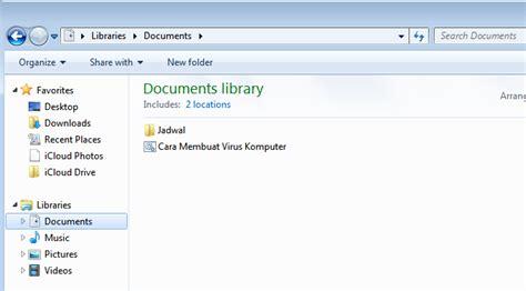 cara membuat poster tentang virus cara membuat virus komputer sederhana blog bisnis dan hobi