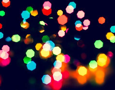 neon christmas lights bokeh photo lights green yellow blue neon abstract surreal photo
