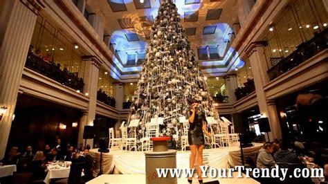 chicago christmas tree lighting katharine mcphee macy s christmas tree lighting chicago