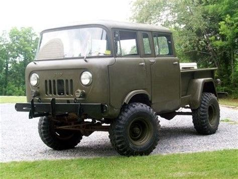 jeep m677 fc rides