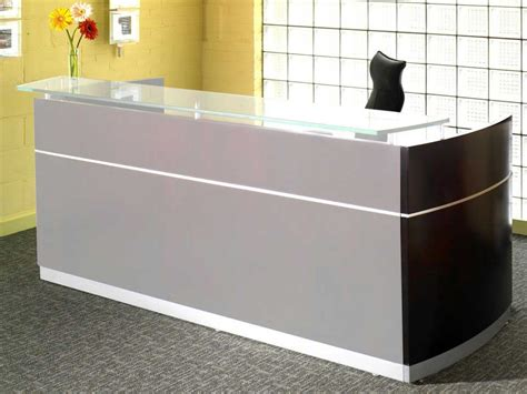 Glass Office Desks Office Front Desk Modern Office Front Reception Desk Furniture