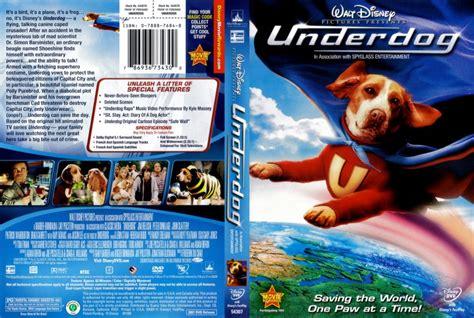 film underdogs dvd underdog movie dvd scanned covers underdog dvd covers