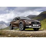 Infiniti Announces The Prices For Line Up Of QX30 Its New Premium