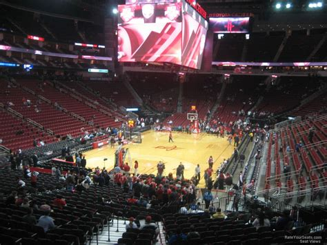 section 112 toyota center houston rockets toyota center section 112