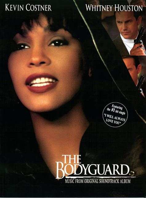 Cd Houston Ost The Bodyguard the bodyguard from the original soundtrack album houston piano vocal chords