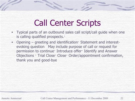 Example Of Video Resume Script by Call Center Script Templates Images